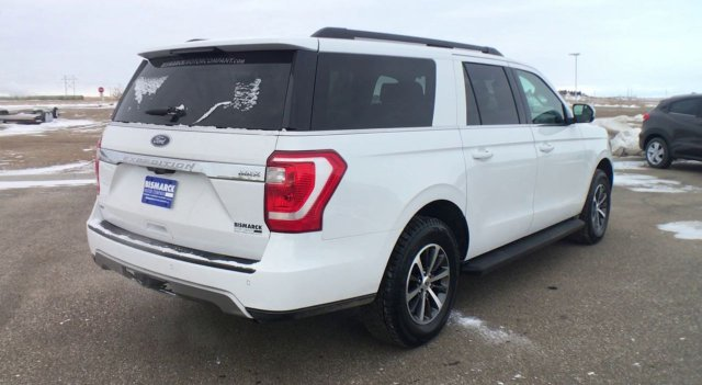 Pre-Owned 2018 Ford Expedition Max XLT