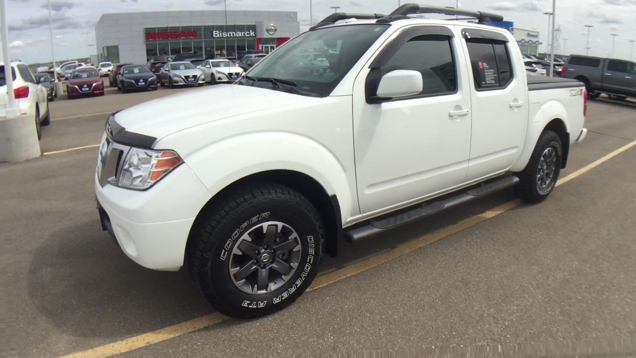 Pre-Owned 2016 Nissan Frontier PRO-4X